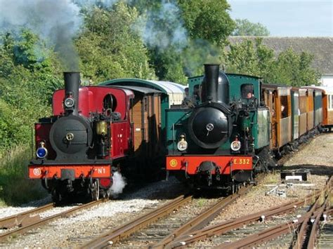 Journey through time on the steam trains of Picardy