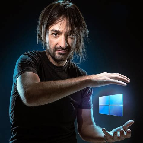 Meet The Man Behind Microsoft's Ambitious Vision For The