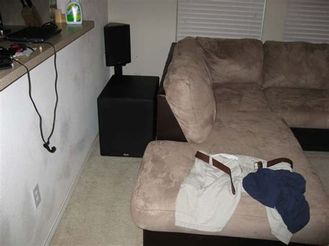 Subwoofer placement suggestion please (Pics) (SVS Ultra