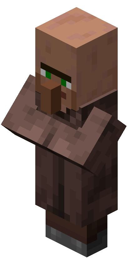How To Get A Farmer Villager In Minecraft - Farmer Foto