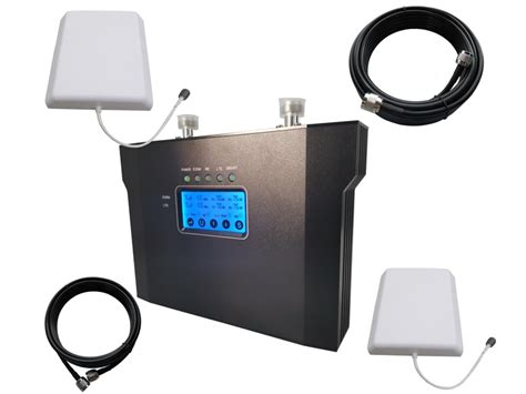 Cell Phone Signal Amplifier for Home Nikrans NS350-GSM+4G
