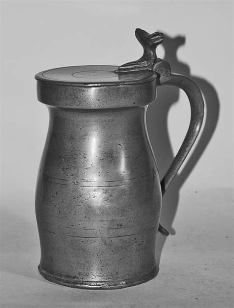 Keith Hockin Antiques - Pewter