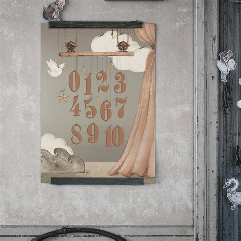 Mrs Mighetto Posters 123 - 50x70cm