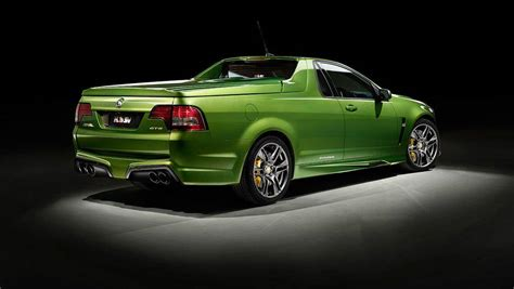 2015 HSV GTS Maloo ute detailed - Car News   CarsGuide