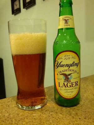Beer Review: Yuengling Traditional Lager – BrewMinds