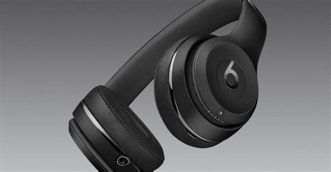 Black Friday Deal on Beats Solo3 Wireless Headphones and