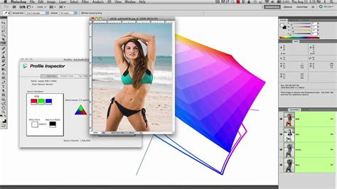 Difference Between sRGB and Adobe RGB Color Gamut - YouTube