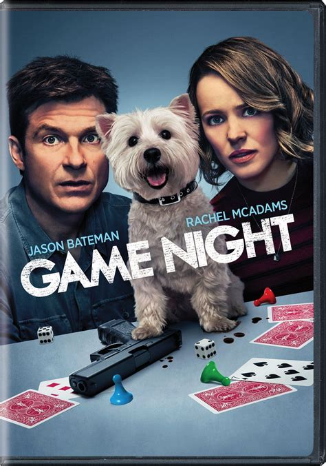 Game Night DVD Release Date May 22, 2018