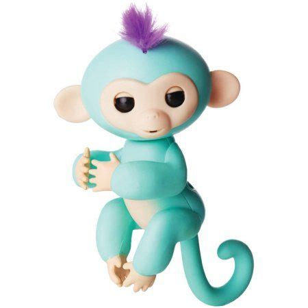 Toys | Baby squirrel, Fingerlings monkey, Toys for girls