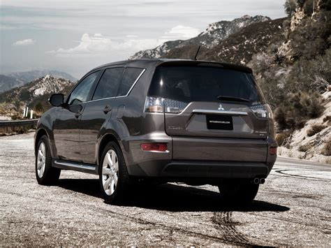 2010 MITSUBISHI Outlander GT photos | Accident lawyers info