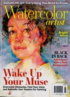 Watercolor Artist Magazine Subscription | Buy at Newsstand