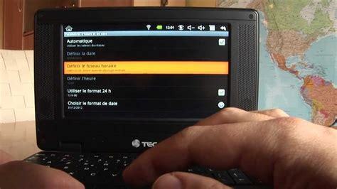 Tec T-book (tbook) android 2