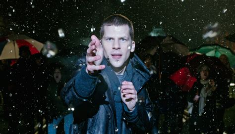 Jesse Eisenberg On Fame, Stalkers And The Magic Of 'Now