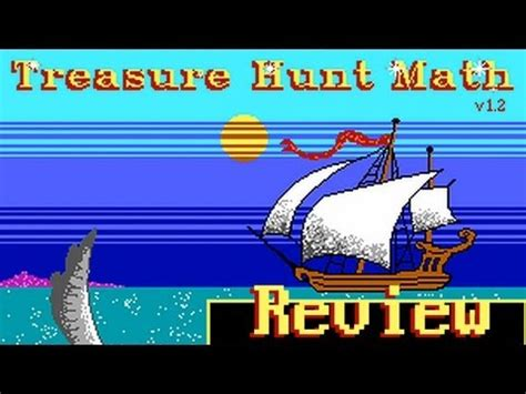 LGR - Treasure Hunt Math - DOS PC Game Review - YouTube