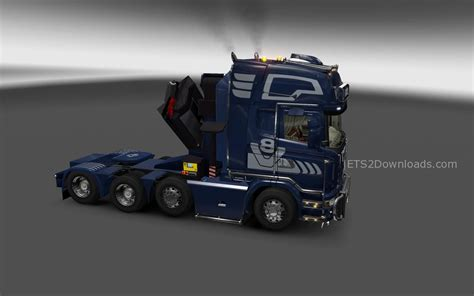 Tuning for Scania [1