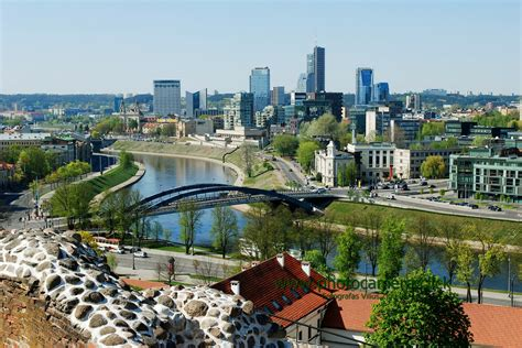 The Vilnius city photos and hotels - Kudoybook