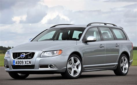 2009 Volvo V70 R-Design (UK) - Wallpapers and HD Images