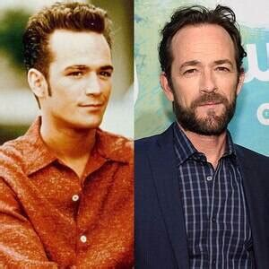 Is Luke Perry Ready for Beverly Hills, 90210 Class Reunion