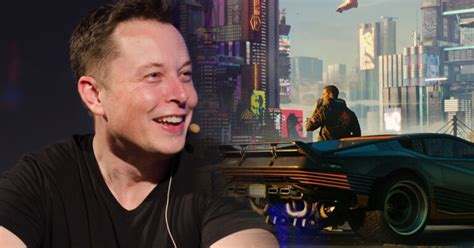 Elon Musk Has Some Strong Opinions About Cyberpunk 2077