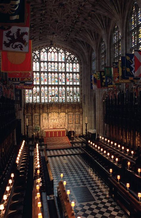 Henry VIII is buried in St
