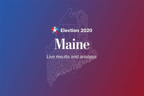 Live results: 2020 Maine Democratic presidential primary