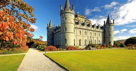 West Highland Lochs, Mountains & Castles Tour from