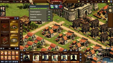 HD Strategies: Forge of Empires Review - YouTube