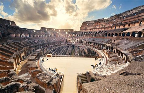 Colosseum Tours - Pick-Up & Guided Skip-the-line Tour