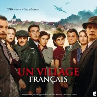 What is a French series that I can watch online to improve