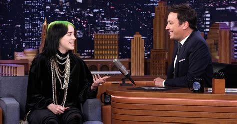 Billie Eilish Reveals the Songs She'll Perform on 'SNL
