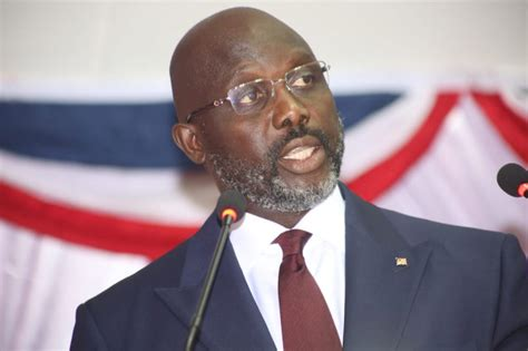 Liberia: Full Text of President George Weah Second Annual