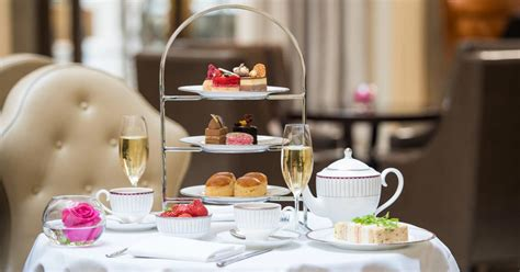 A Guide to British Afternoon Tea in London - The Corinthia