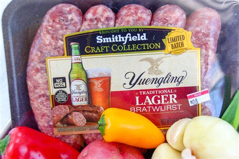 Midwest Bratwurst Boil - This Worthey Life - Food