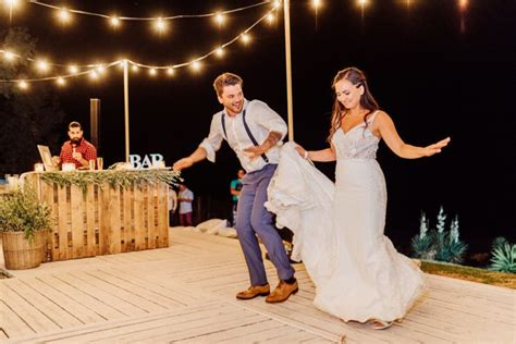 Secluded Beach Wedding at Villa Seven in Rhodes, Greece