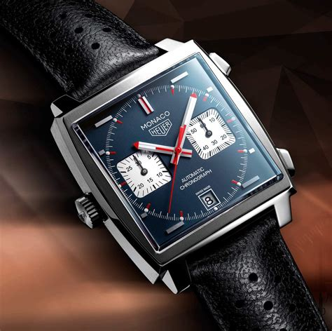 Tag Heuer - Monaco Calibre 11 Chronograph | Time and Watches