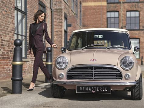 RAY MASSEY: London Motor Show goes for a Mini revival