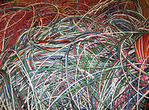 Recycle Scrap Insulated Wire :: Junkyard :: Buyers of