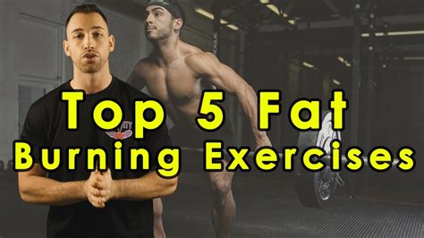 Top 5 Fat Burning Exercises to Lose Belly Fat Fast Best