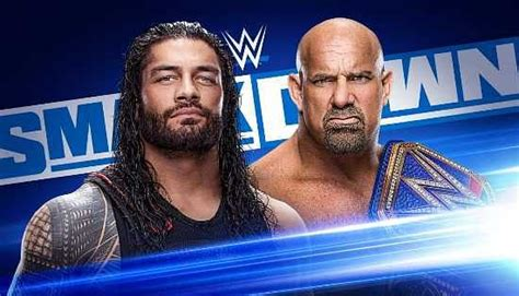 WWE SmackDown Results, Live Updates, Highlights