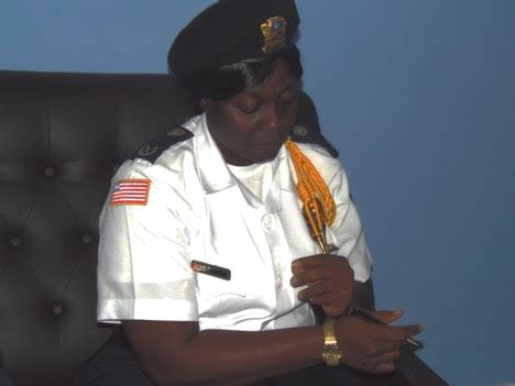 Liberia: Deputy Police Director Might Be Fired Soon