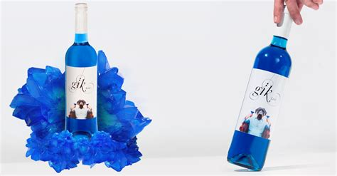 Blue Wine: The Latest Addition To The Wine Color Spectrum