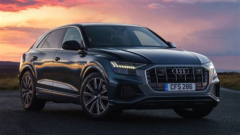 2018 Audi Q8 S line (UK) - Wallpapers and HD Images | Car