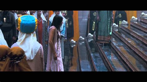 Esther Breaking Protocol, Approaches King Xerxes: 'One