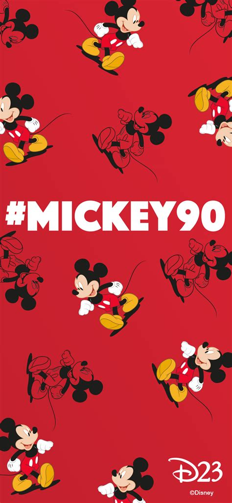 6 Mickey Mouse Phone Wallpapers to Make Your Phone a Mouse