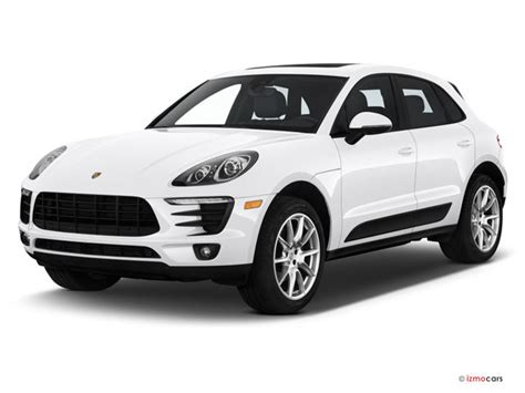 2018 Porsche Macan Turbo AWD Specs and Features   U