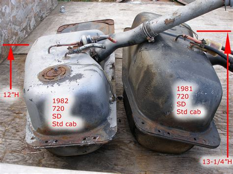 720 Fuel tank differences - NissanDiesel Forums