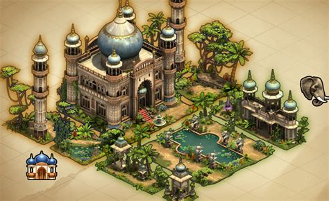 Category:Indian Palace Set | Forge of Empires Wiki