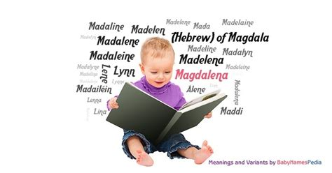 Magdalena - Meaning of Magdalena, What does Magdalena mean?