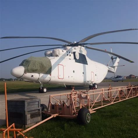 Mi-26 Helicopters - Helicopter Aircraft for Sale