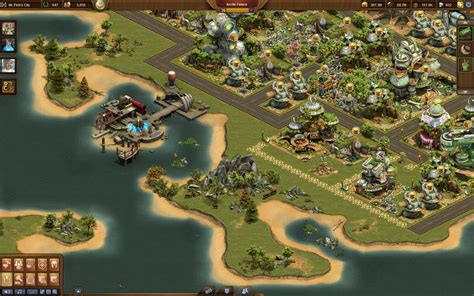 Forge of Empires Gets New Arctic Future Era - Gaming Cypher